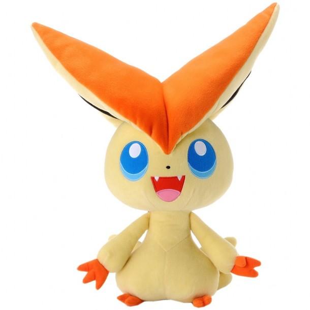 Yesanime Com Pokemon Best Wishes Victini Giant 13 Quot Plush