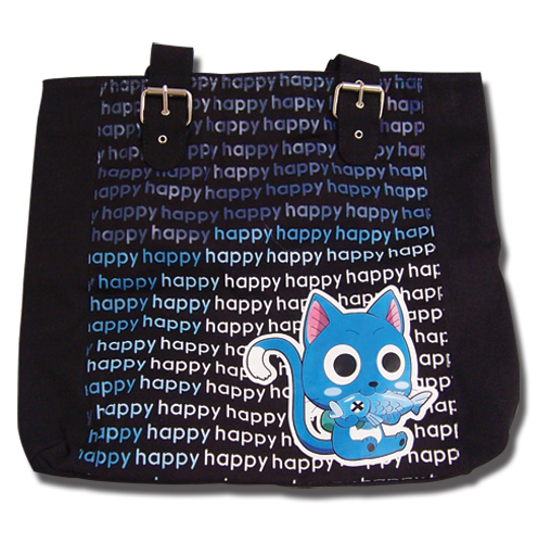 Fairy Tail Happy Tote Bag