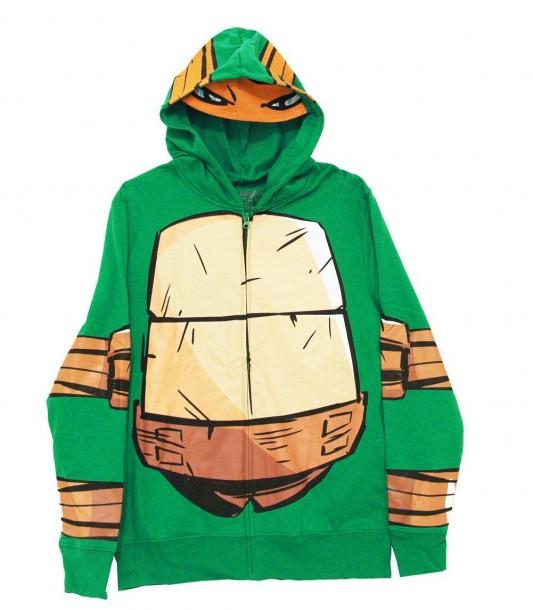 YesAnime.com | Teenager Mutant Ninja Turtle Costume Hoodie