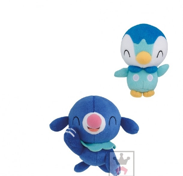 Cute Piplup Penguin Water Type High Quality Vinyl Sticker